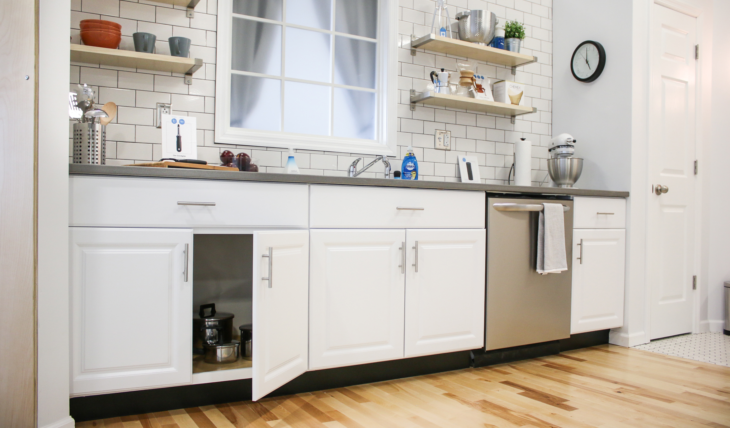 Installation P&G Innovator\'s Showroom Go to page